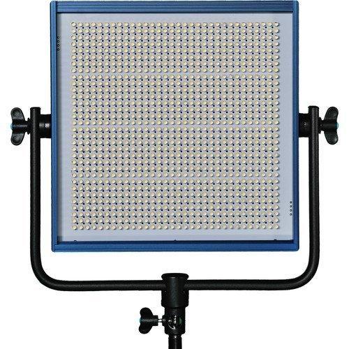 Dracast LED1000 Pro Daylight LED Light with Gold Mount Battery Plate