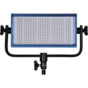 Dracast LED500 Pro Bi-Color LED Light with Gold Mount Battery Plate