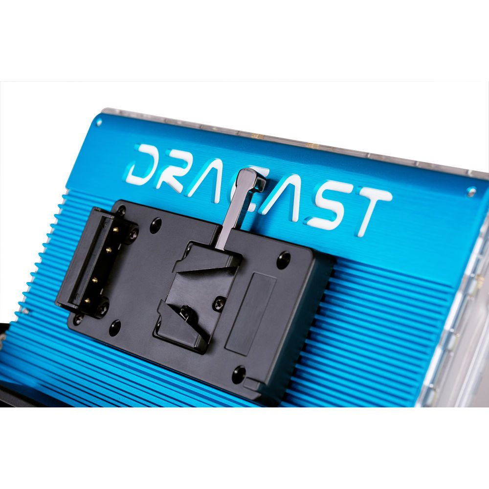 Dracast 728 RGBW 3-Light-Kit