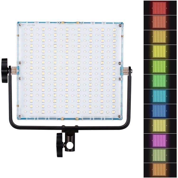 DRACAST 728 RGBW 2 LIGHT KIT 2