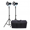 DRACAST BOLTRAY PLUS 400 2 LIGHT KIT 1