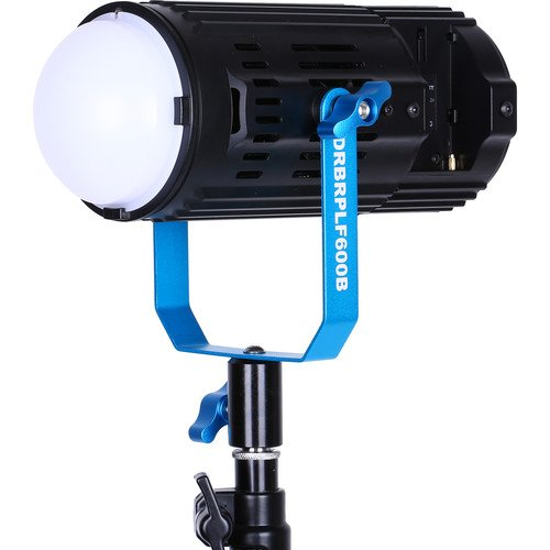Dracast Boltray 600 Plus Daylight LED 3-Light Kit with Soft Case