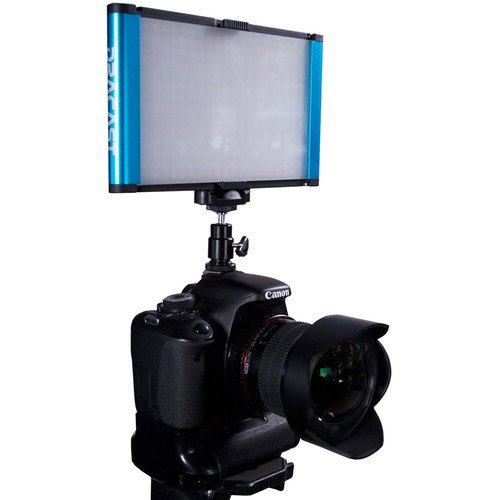 Dracast Camlux Series Max Bi-Color On-Camera Light