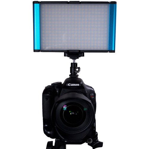 Dracast Camlux Series Max Daylight On-Camera Light with Battery and Charger