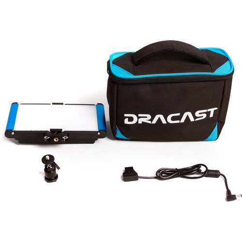 Dracast Camlux Pro Daylight On-Camera Light Kit