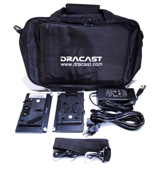 Dracast Location Plus 3-Light Kit (Bi-Color)