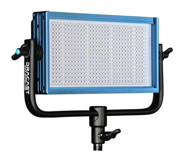 Dracast ENG Bi-Color 4-Light Kit with Anton Bauer Gold Mount Battery Plates