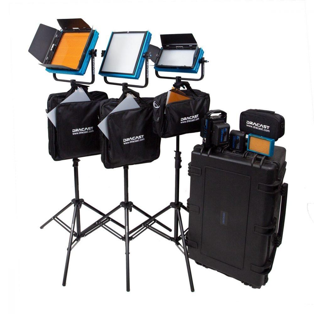 Dracast Pro Series Daylight ENG Kit