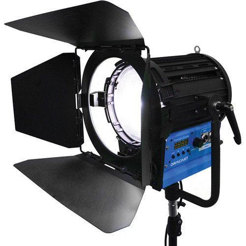 Dracast Fresnel 1000 Bi-Color LED Light