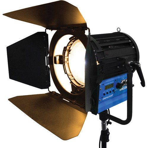 Dracast Fresnel Studio LED1000 Tungsten Light