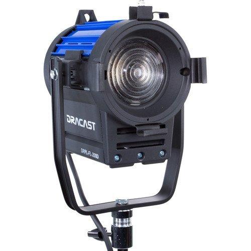 Dracast Fresnel 200 Tungsten LED Light