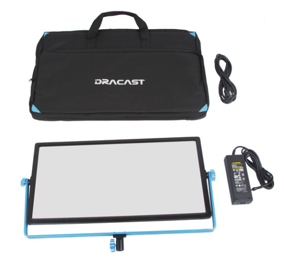 Dracast Silkray 800 Daylight LED Panel Light