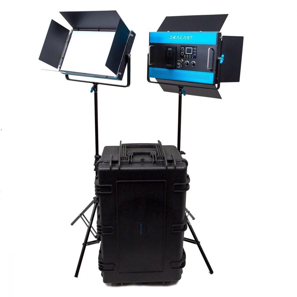 Dracast Kala Series Daylight LED2000 2 Light Kit