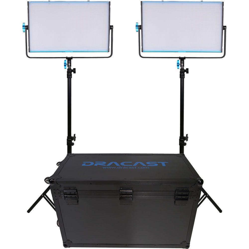 Dracast LED2000 Kala Daylight LED 2-Light Kit