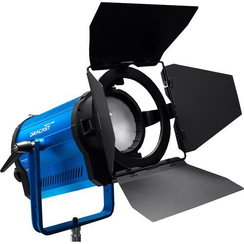 Dracast LED1500 Bi-Color LED Fresnel Plus with DMX Control