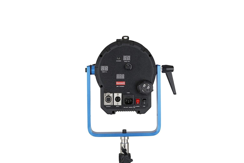 Dracast Fresnel Pro LED1500 Daylight with DMX Control