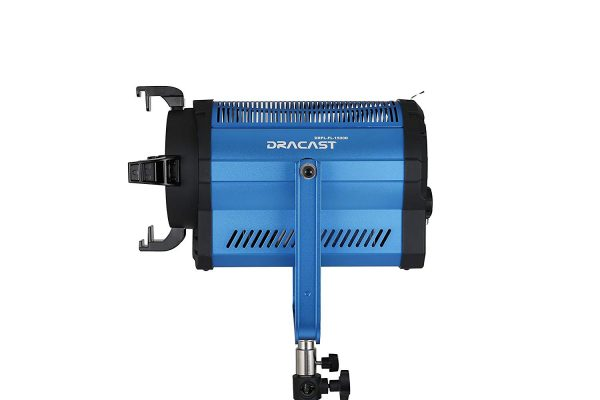 Dracast LED1500 Daylight LED Fresnel Plus with DMX Control