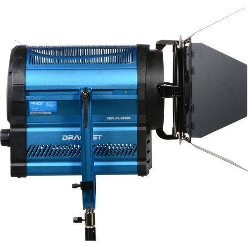 Dracast LED5000 Bi-Color LED Fresnel Plus with DMX Control