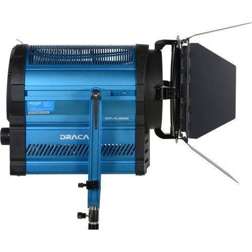 Dracast LED5000 Daylight LED Fresnel Plus with DMX Control