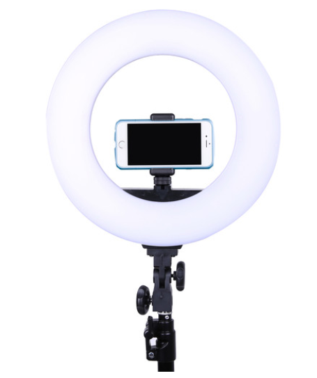 Dracast LED140 Halo Bi-Color Ringlight