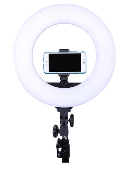 Dracast LED140 Halo Daylight Ring Light