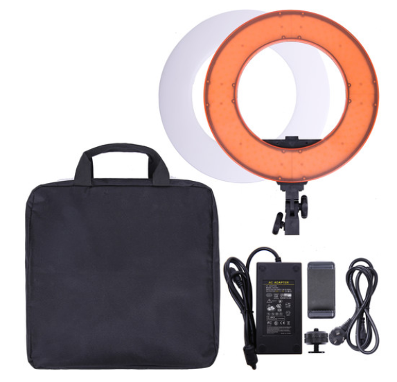 Dracast LED140 Halo Daylight Ring Light