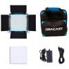 Dracast S-Series LED500 Plus Bi-Color LED 3-Light Kit with NP-F Battery Plates