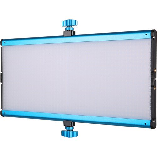 Dracast S-Series Plus Daylight LED1000 Panel with V-Mount Battery Plate