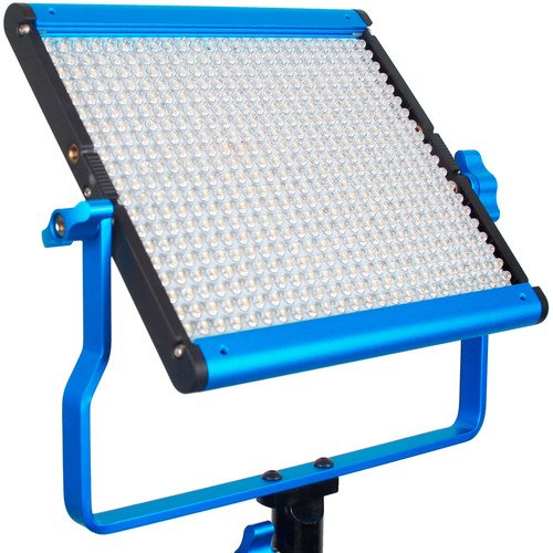 Dracast S-Series Plus Bi-Color LED500 Panel with NP-F Battery Plates