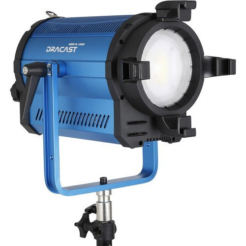 Dracast LED1500 Daylight LED Fresnel with Wi-Fi