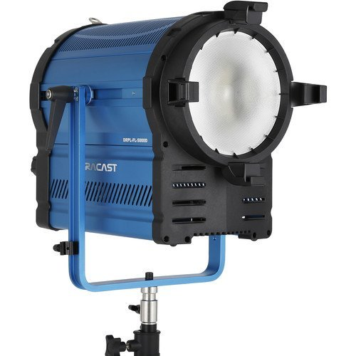 Dracast LED5000 Daylight LED Fresnel with Wi-Fi