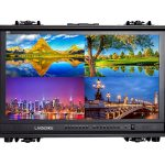 """Laizeske CO280S 28"""" 4K Carry-On Production Monitor"""