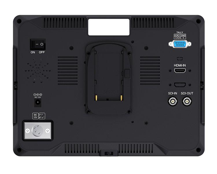 "Laizeske DR1056 10.1"" 4K Production Monitor"