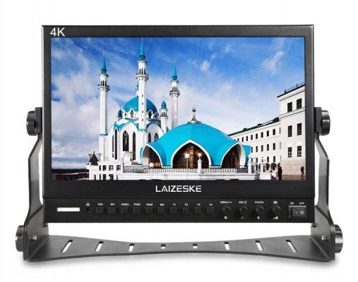 "Laizeske 13.3"" Full HD IPS Multiformat Pro Broadcast LCD Monitor"