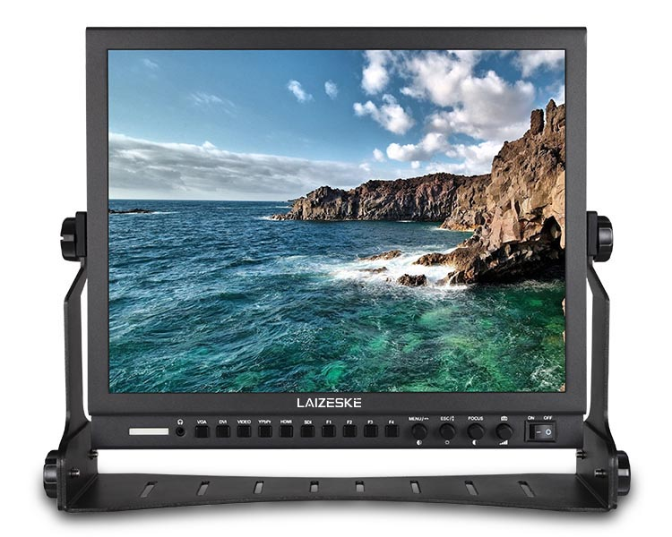 "Laizeske DR150H 15"" LCD Production Monitor"