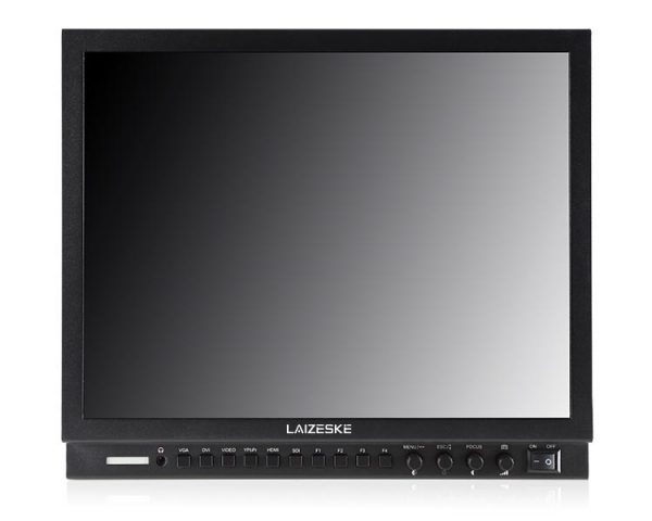 "Laizeske DR150S 15"" LCD Production Monitor"