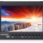 "Laizeske 7"" 4K HDMI On-Camera Monitor"