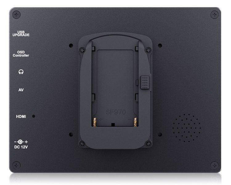 "Laizeske 7"" 4K HDMI On-Camera Monitor"