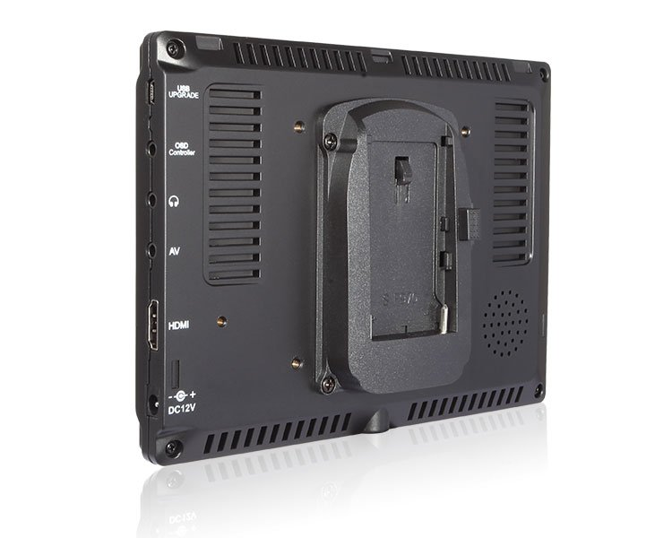 """Laizeske 7"""" IPS 1280 x 800 HDMI HD On-Camera Field Monitor with Peaking Focus"""