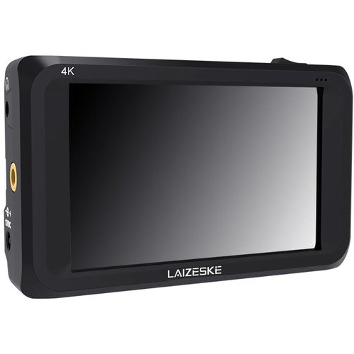 "Laizeske 4.5"" 1280 x 800 3G-SDI 4K HDMI On-Camera IPS Monitor"
