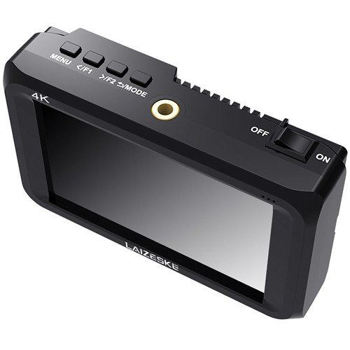"Laizeske 4.5"" 1280 x 800 3G-SDI 4K HDMI On-Camera IPS Monitor"