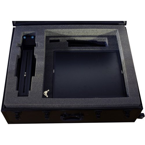 """MagiCue Studio 17"""" Prompter with Pro Software Kit with Hard Case"""
