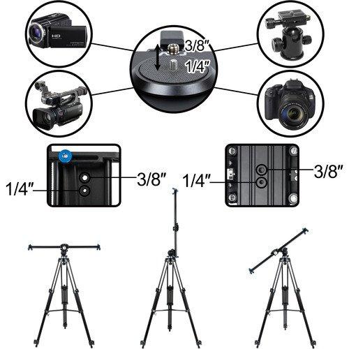 "A&J PRO GT Motorized Series Camera Slider (31.5"")"