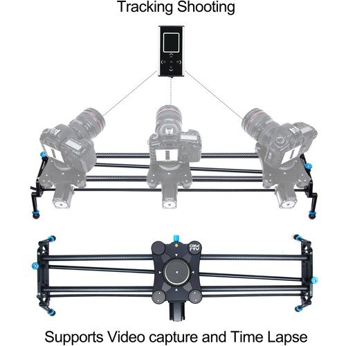 "A&J PRO GP Motorized Carbon Fiber Camera Slider (31.5"")"