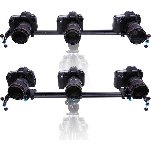 "A&J PRO Simple Camera Slider (37.8"", 11 lb Payload)"
