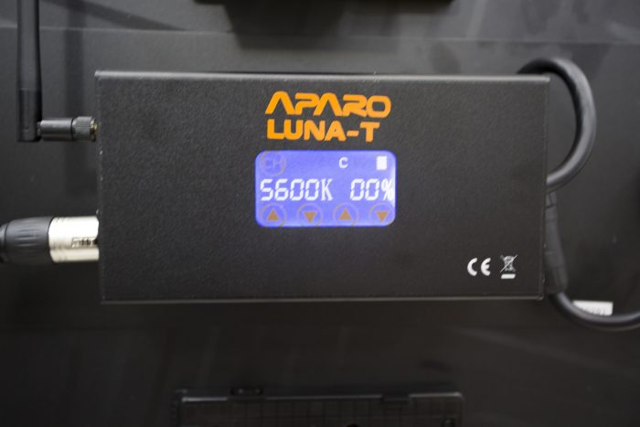 "Aparo Luna-T LED Soft Light (24"")"