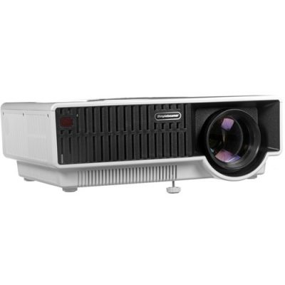 Avinair 330 WXGA Home Theater Projector with Wi-Fi, Bluetooth, and Smartphone Integration