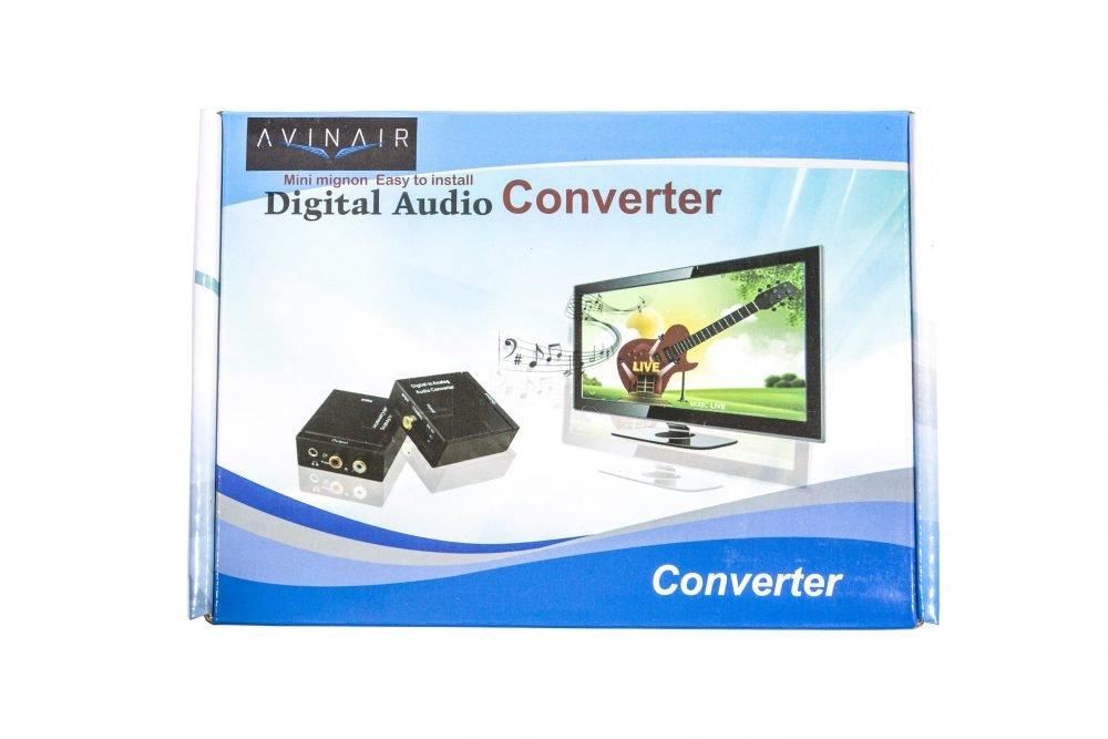 Avinair Spitfire Pro Analog to Digital Audio Converter