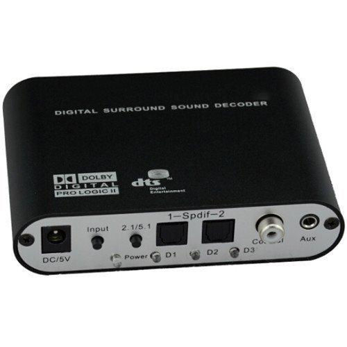 Avinair Spitfire Pro 5.1 DTS/AC3 Audio Decoder