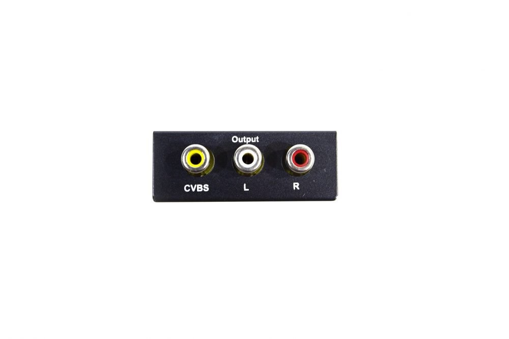 Avinair Spitfire Pro HDMI to Composite Video Converter